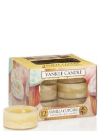 Vanilla Cupcake theelichtjes