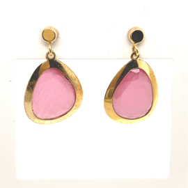 Cataleya Earrings Prima Donna Pink
