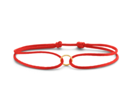 Just Franky Vintage Bracelet Round Cord
