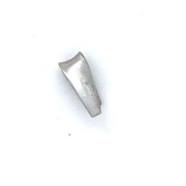 Inhaakogen klein zilver