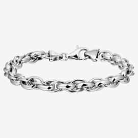Zilveren armband 6,5 mm