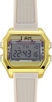 I AM THE WATCH - Horloge - 40mm - Goudkleurig/grijs - IAM-KIT04