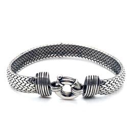 Occasion vlakke flexibele armband