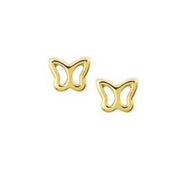 Oorknoppen vlinder