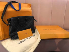 Louis Vuitton Laptop tas