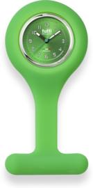 Tutti Milano Verpleegstershorloge - 27 mm - Groen - Collectie Oceano Sorella
