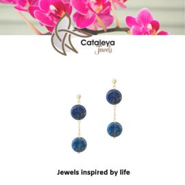 Cataleya Jewels Lapis lazuli cirkel