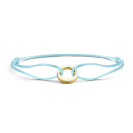 Just Franky - Open Circle Bracelet Summer Edition