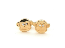 Cataleya Earrings Monkey