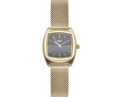 IKKI VINCI VN03 Horloge - Goud/Zwart