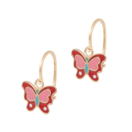 Cataleya Earrings Kids Butterfly