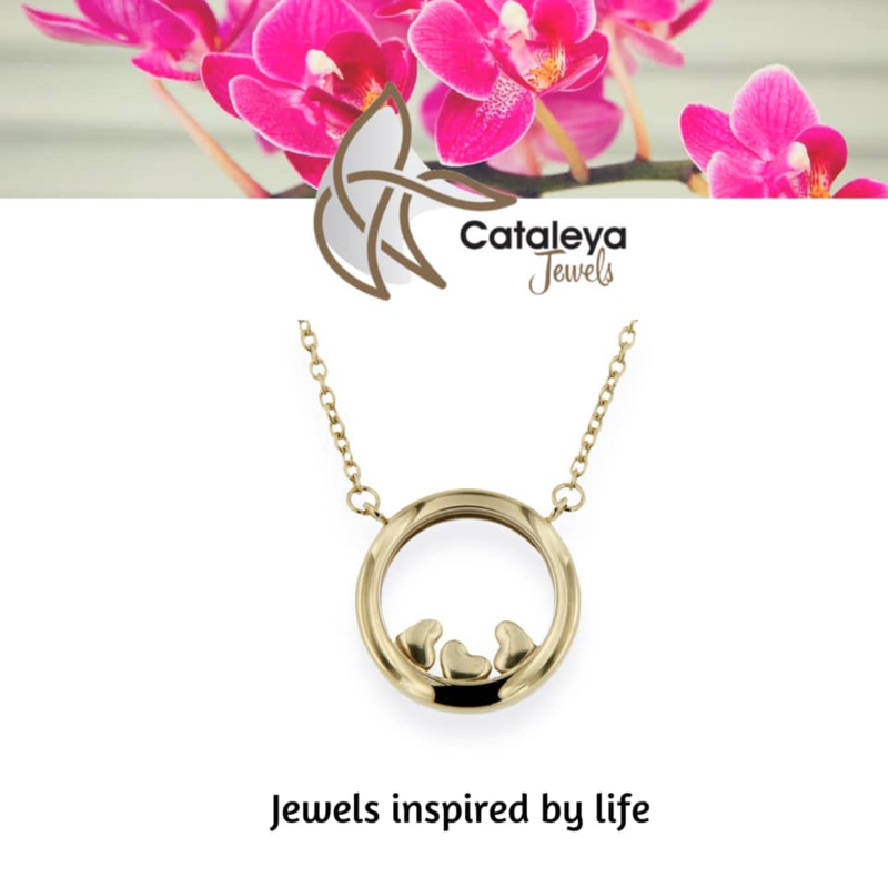 Cataleya Jewels - collier -