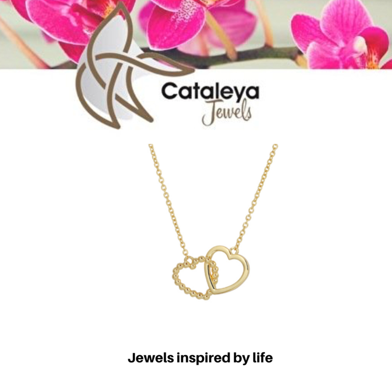 Cataleya jewels love me Twice