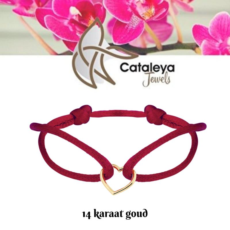 Cataleya jewels Golden heart