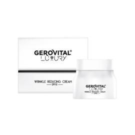 Gerovital Luxury Wrinkles Anti-rimpel Crème SPF15 50 ml