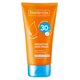 Bielenda Protective Face Cream Mixed & Oily Skin spf3