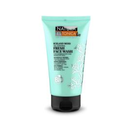 Natura Estonica Iceland Moss Fresh Face Wash 150ml