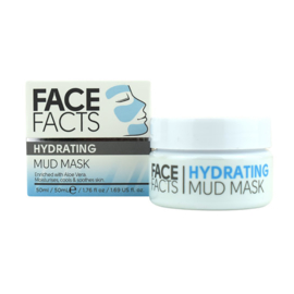 Facefacts Hydrating Mud Mask 50ml