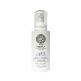 Natura Siberica Age-Delay Deep Cleansing Face soap Caviar de Russie 175ml