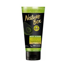 Nature Box Body Scrub Avocado Olie 200 ml