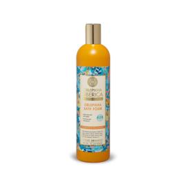 Natura Siberica Oblepikha Bath Foam Intensive Nutrition and Hydration 550 ml