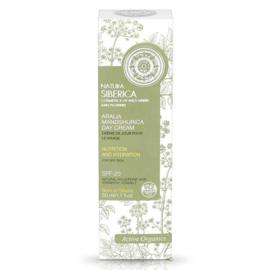 Natura Siberica Aralia Mandshurica Day Cream - Dry Skin