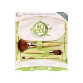So Eco Natural Beauty Travel Brush Set