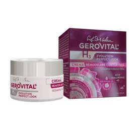 Gerovital H3 Evolution Perfect Look Reshaping Face Contour Cream