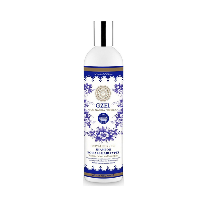Natura Siberica Royal Berries Shampoo
