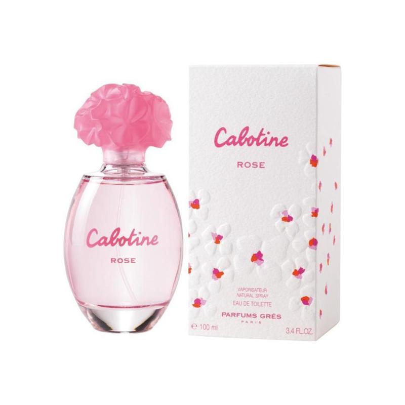Cabotine Rose Eau de Toilette 100ml
