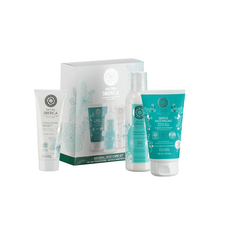 Natura Siberica Natural Face Care Kit