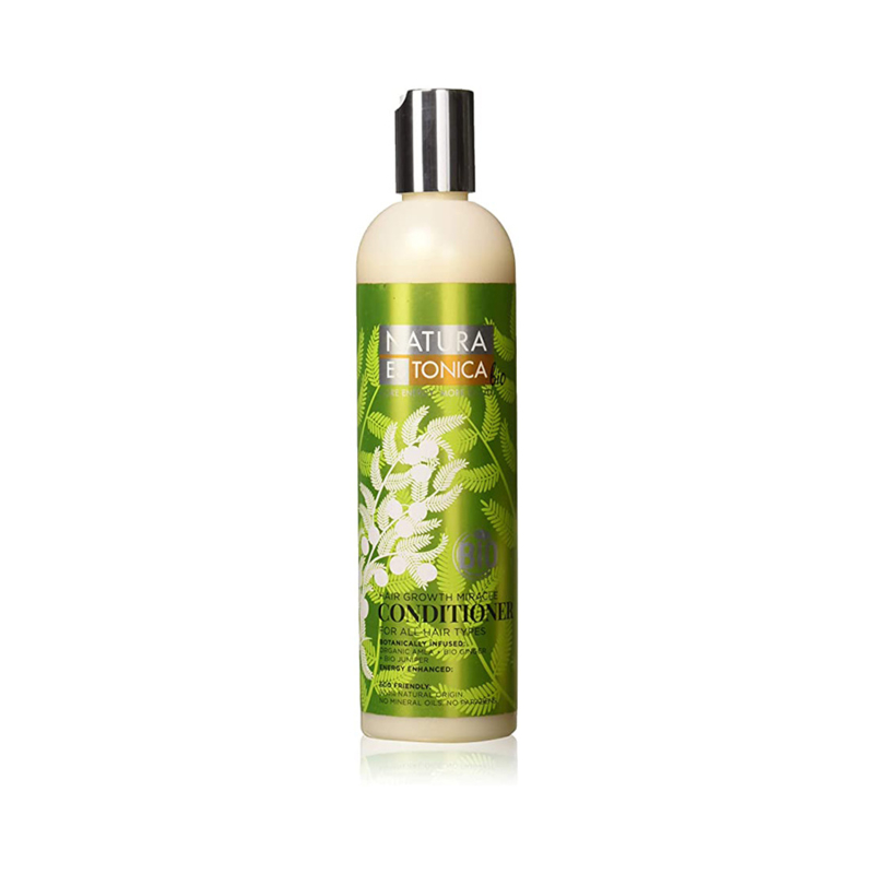 Natura Estonica Bio Hair Growth Miracle Conditioner 400ml.