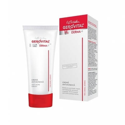 Gerovital H3 Derma+ Anti-Acne Cream