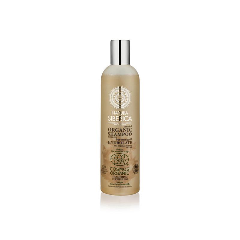 Natura Siberica Shampoo - Gevoelige Hoofdhuid