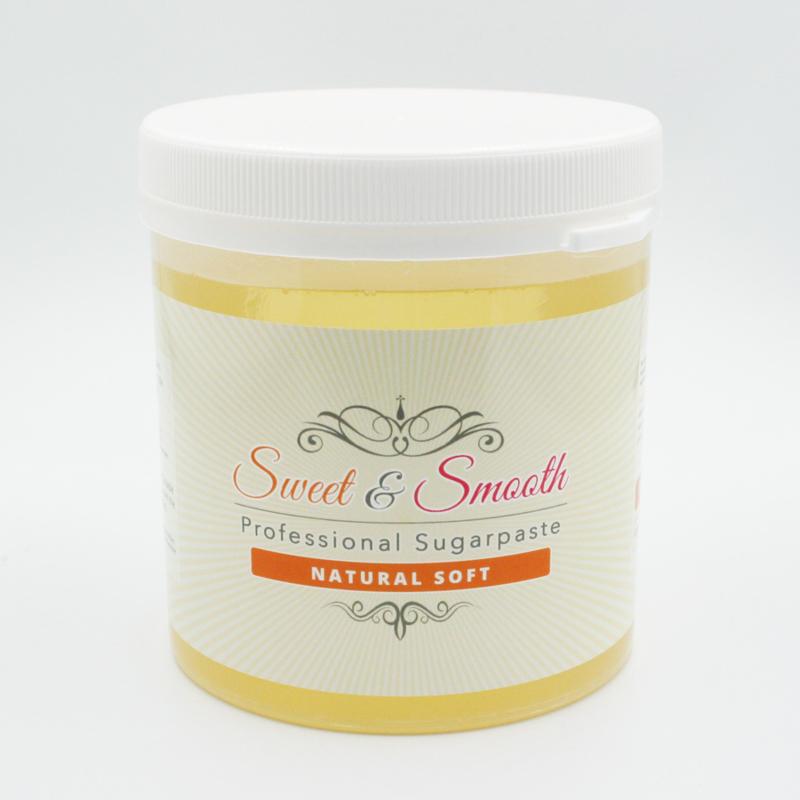 Sweet & Smooth Sugarpaste Natural 1000g