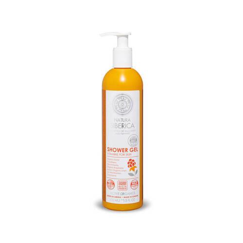Natura Siberica Shower Gel Vitamins for Skin 400ml
