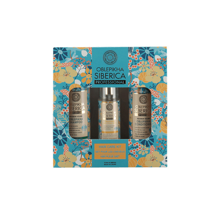 Natura Siberica Oblepikha Hair Care Kit