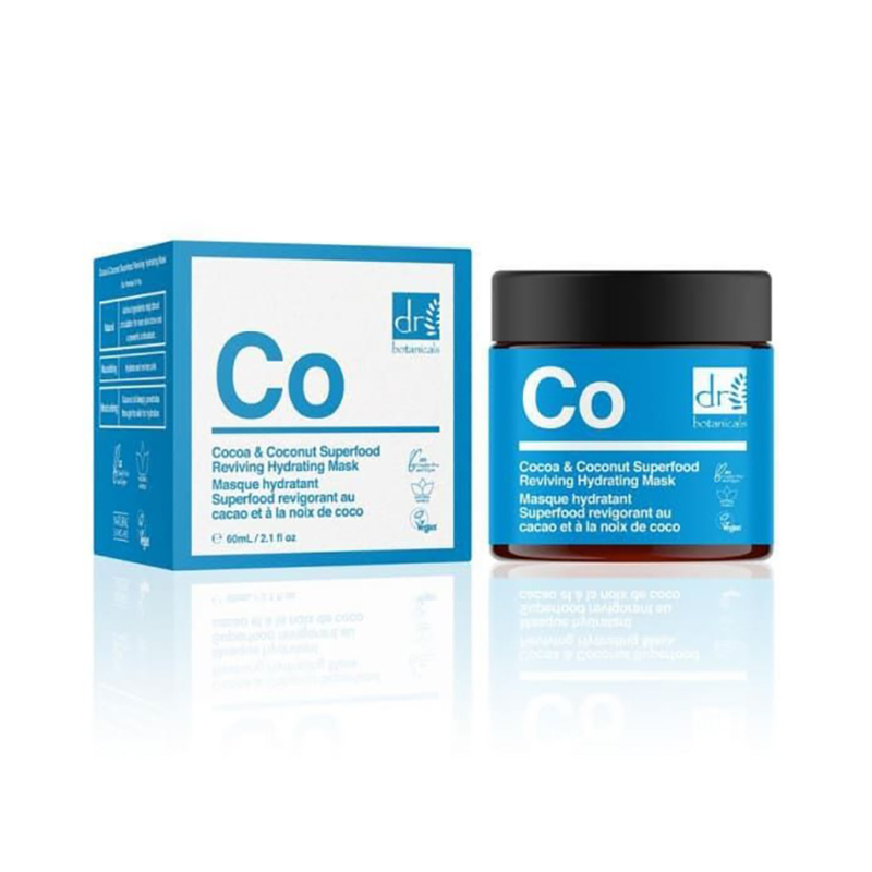 Dr. Botanicals Cocoa & Coconut Reviving Hydrating Mask 60ml