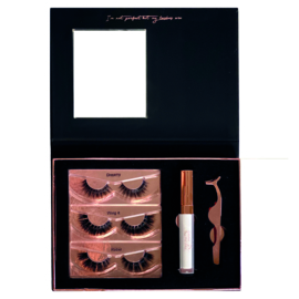 Custom lash box
