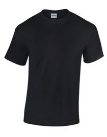 T-Shirt Premium: Gildan - XL - Zwart