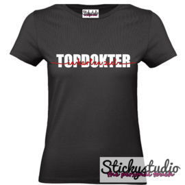 T-Shirt vrouw: TOPDOKTER