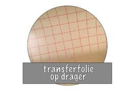 Transferfolie op drager 20 cm x 30 cm