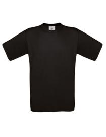 T-Shirt Premium: Exact 190 - S - ZWART