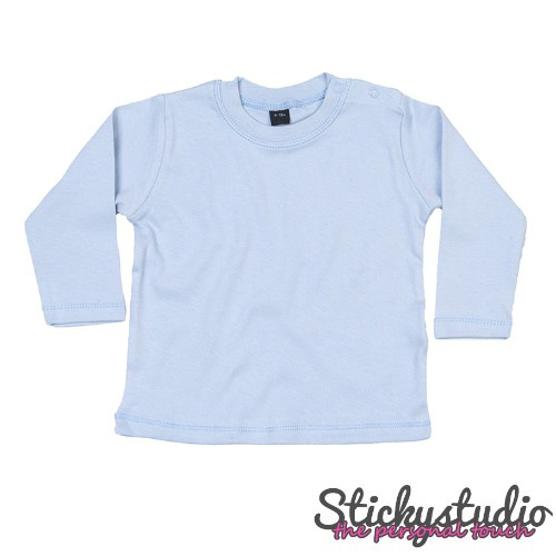 Baby T-Shirt met lange mouwen