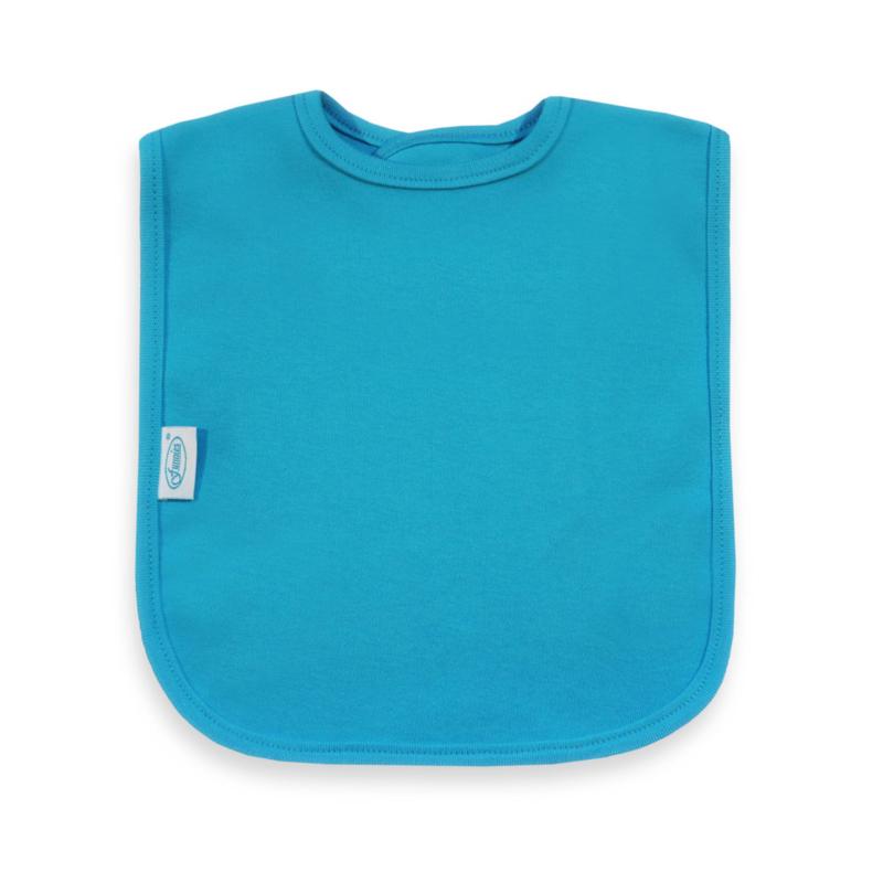 Slabbetje Funnies: Turquoise