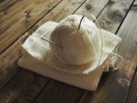20 september - Start 5-delige Workshop Breien voor beginners - Margje Enting