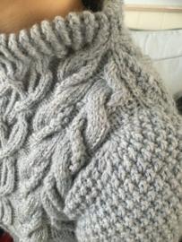 18 januari 2020 - Workshop Topdown & naadloos deel 2 - Naantje Knit
