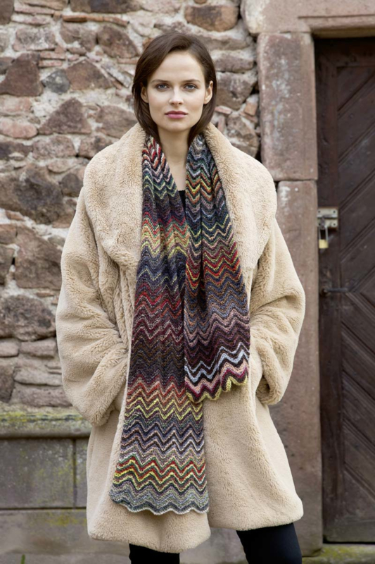 1 november - Workshop Zigzag sjaal breien - Johan Schneiders