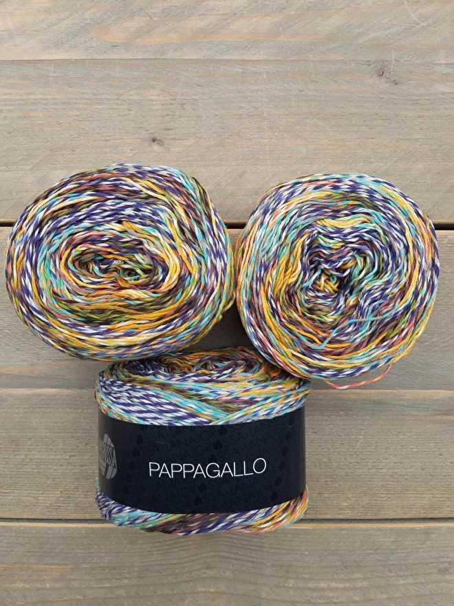 Pappagallo kleur 018