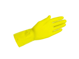 Gele Schoonmaak Handschoenen